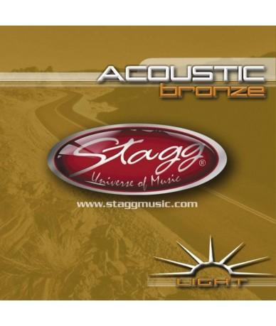 STAGG AC-1254-BR akusztikus...