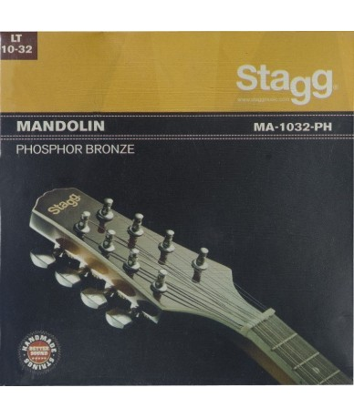STAGG MA-1032-PH mandolin húr