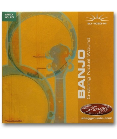 STAGG BJ-1023-NI banjohúr