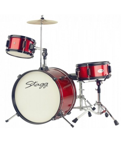 STAGG TIM JR 3/16 B RD...