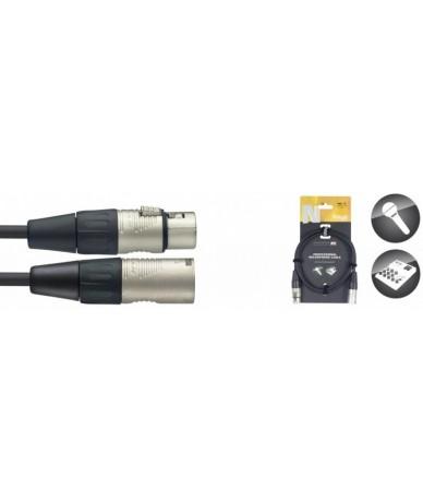 STAGG NMC6R mikrofon kábel