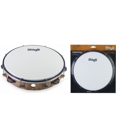 STAGG TAB-110P WD