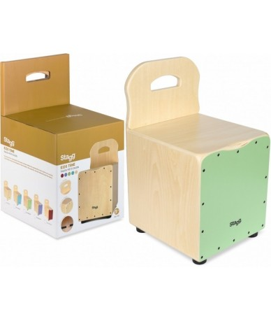 STAGG CAJ-KID GR cajon