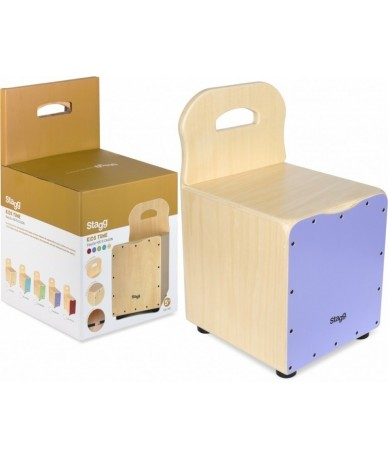 STAGG CAJ-KID PP cajon