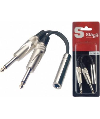 STAGG YC-0,1/1PFS2P átalakító