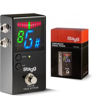 Stagg PTU-C8 hangoló pedál