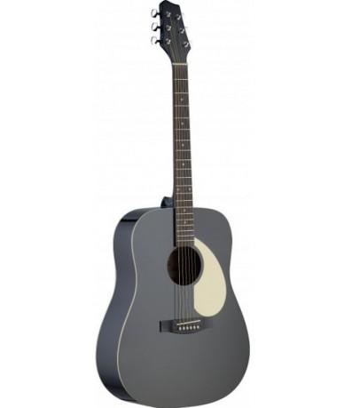 STAGG SA30D-BK akusztikus...