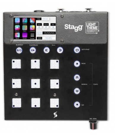 Stagg SLT-REMOTE-2 fényvezérlő