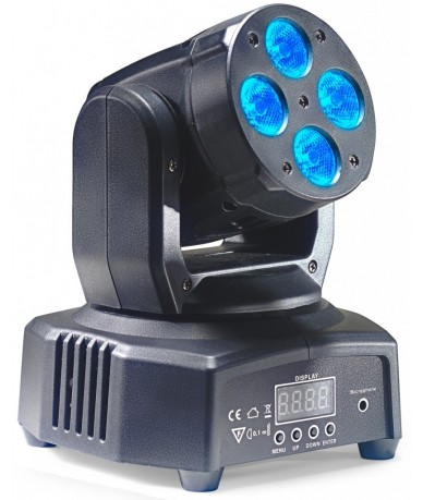Stagg SLI MHW HB8-0 robotlámpa