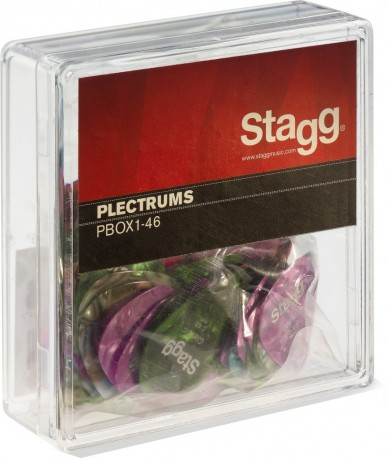 Stagg PBOX1-46  0,46 mm-es...