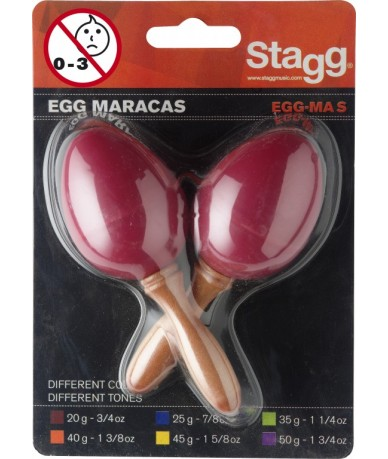 Stagg EGG-MA S/RD  tojás...