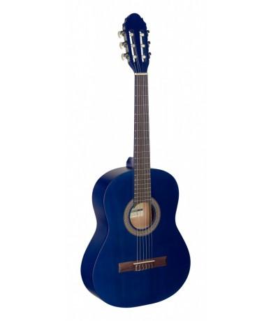 STAGG C410 M BLUE 1/2 es...