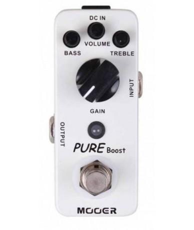 Mooer Pure Boost gitáreffekt