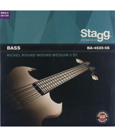 STAGG BA-4525-5S basszushúr