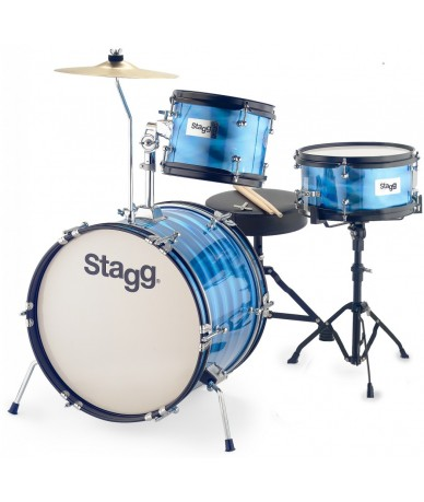 STAGG TIM JR 3/16 B BL...