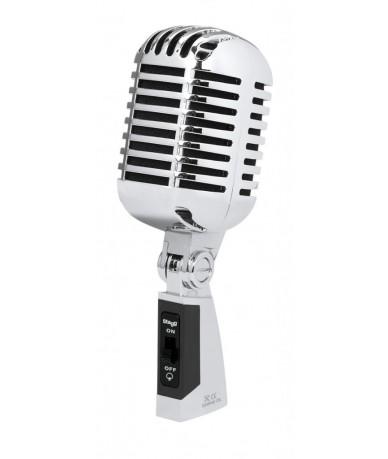 Stagg SDMP40 CR retro mikrofon