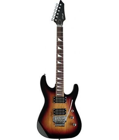 STAGG I400-SB elektromos gitár